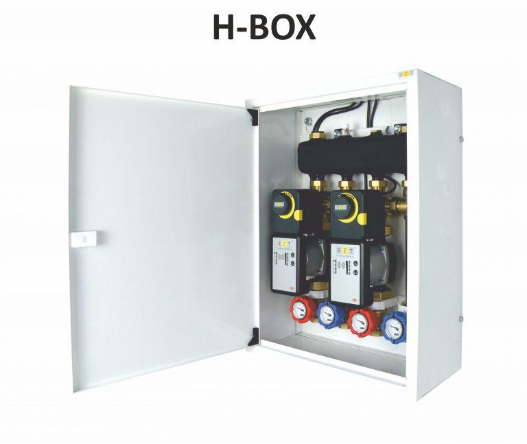 zestaw mieszający, primobox, mix box, układ kotłowy, układy pompowe do co, układy pompowe do kotłów
