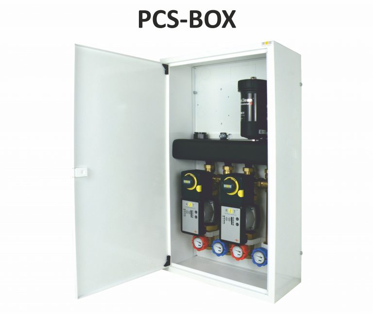 RZT Technika Grzewcza PCS-BOX separator heat box