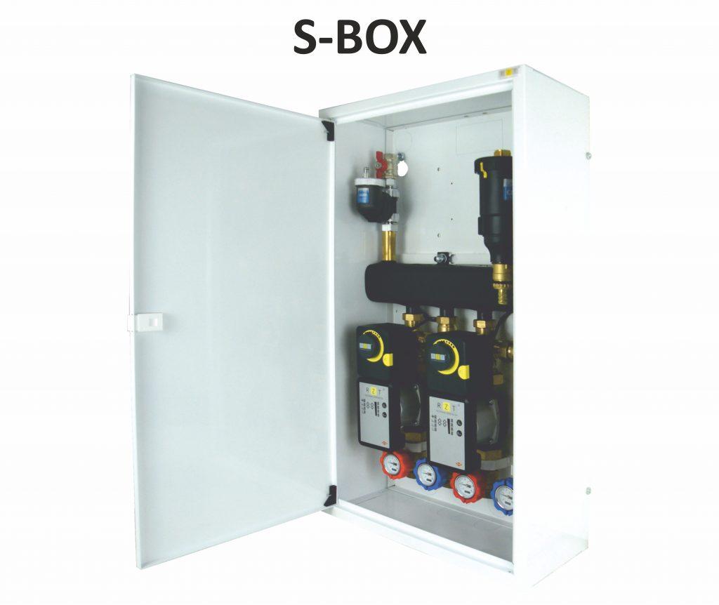 RZT Technika Grzewcza S-BOX separator heat box
