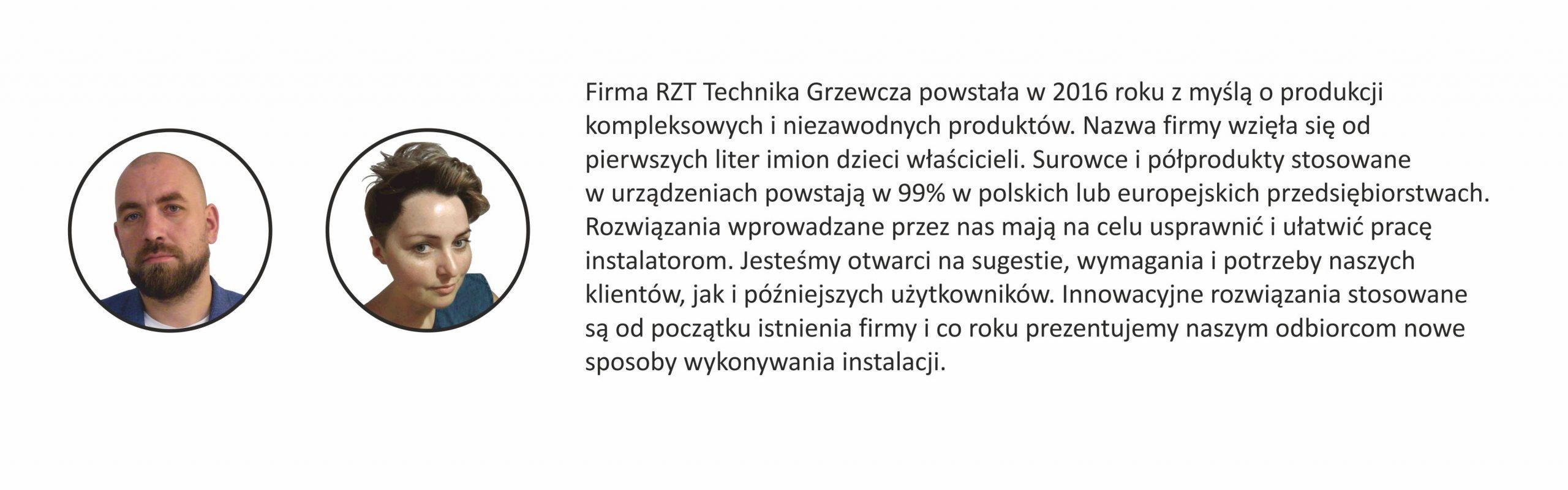 RZT Technika Grzewcza - o firmie 1